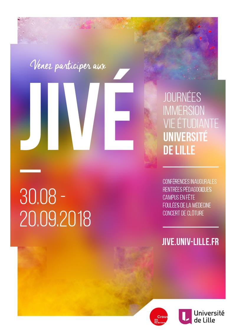 Calendrier Universitaire Lille 3 2019.Rentree Et Jive Les Dates Importantes A Connaitre